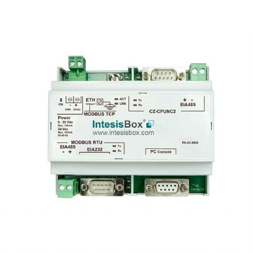 Panasonic Air Conditioning PAW-TM-MBS-TCP-128 Modbus Interface for 128 indoors